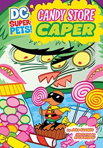 Super Pets Pet Store - Candy Store Caper (DC Super-Pets)