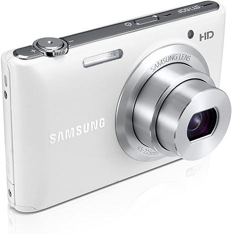 Samsung ec-st150fbprus 16,2 MP MP Smart cámara Digital con Zoom de 5,0 x óptico estabilizado de Imagen con Pantalla TFT LCD de 3 Pulgadas: Amazon.es: Electrónica