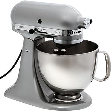 KitchenAid 5KSM150PSEMC Robot De Cocina, 300 W, Acero Inoxidable ...