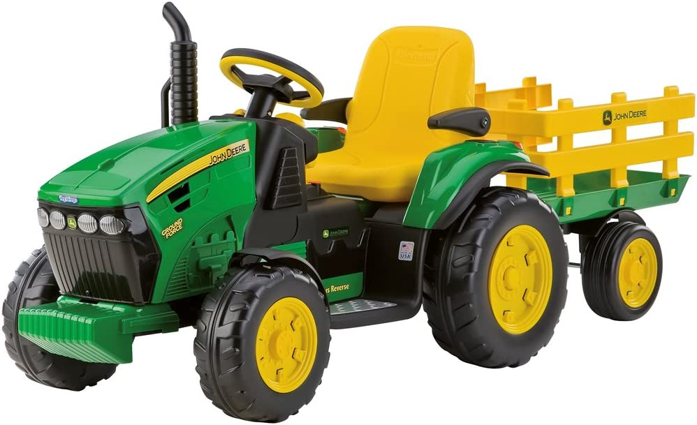 Peg Perego John Deere Ground Force incl. hanger 12V IGOR0047