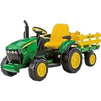 Peg Perego OR0047 - John Deere, Tractor eléctrico