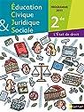 Éducation civique, juridique et sociale 2de par Lagelée