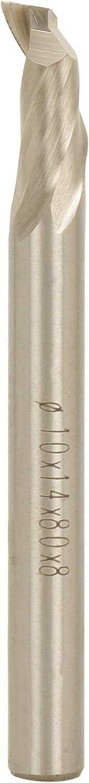 HSS f/ür Alu//PVC d 12/x 14/x 80/S 8/DX /Erdbeere helicoid CMT Orange Tools 188.120.51/ Z1/pos