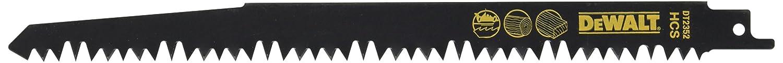 DeWalt DT2352-QZ HCS-Sä belsä geblatt 240 Lebendholz (5 STK.) Grü nholz