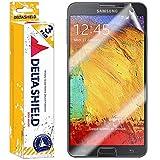 [3-PACK] DeltaShield BodyArmor - Samsung Galaxy Note 3 Neo Screen Protector - Premium HD Ultra-Clear Cover Shield w/ Lifetime Replacement - Anti-Bubble & Anti-Fingerprint Military-Grade Film