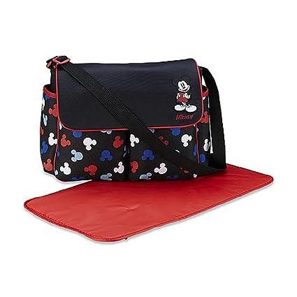 Disney Baby Mickey Mouse bebé bolsa de pañales de 3 piezas ...