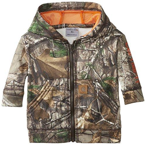 Carhartt Boys Baby Sleeve Sweatshirt