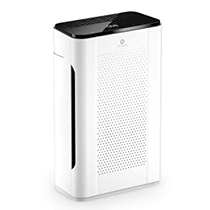 Airthereal Pure Morning APH260 Air Purifier 7 in 1 True HEPA Filter Air Cleaner Odor Eliminators for Large Rooms Allergies Pets Smoke and Dust, CARB ETL Certified,152 CFM
