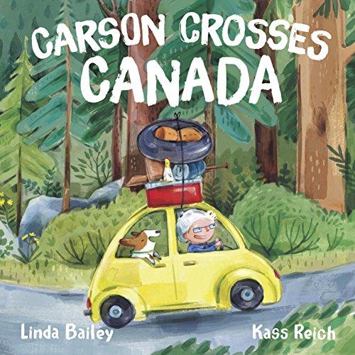 Carson Crosses Canada - Canada Baileys
