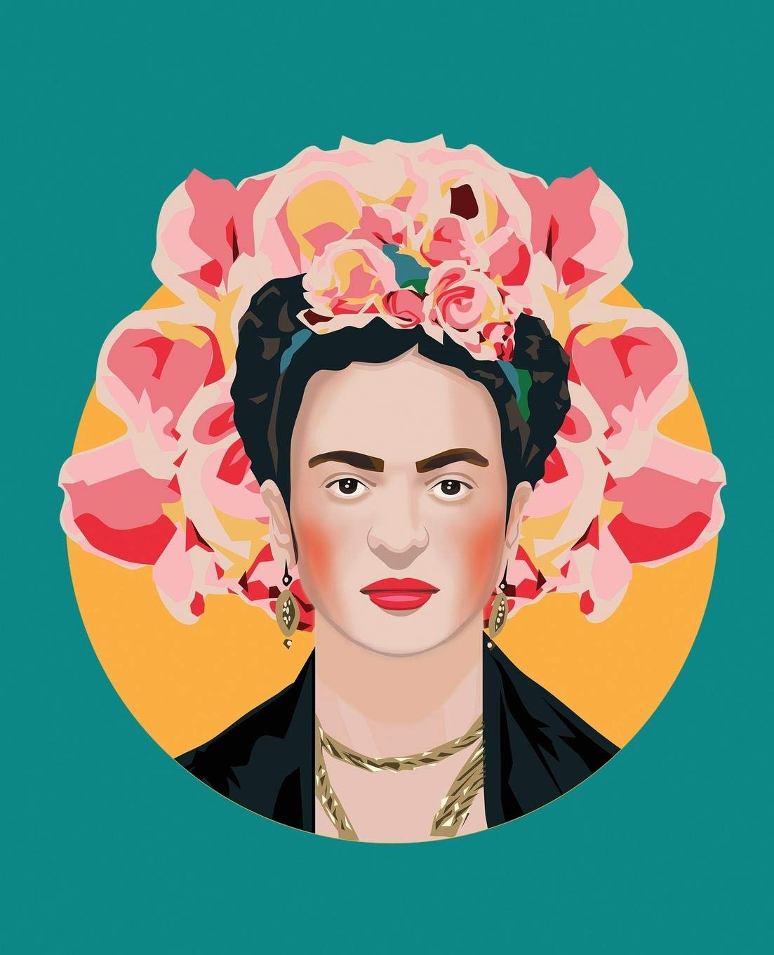 Frida: Notebooks for Creative People: Yellow Studio Editions ...