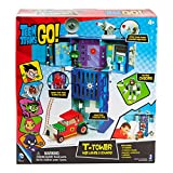 Teen Titans Go Teen Titans - T Tower Playset