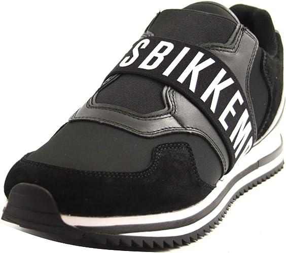Bikkembergs B4BKM0053 Chaussures de sport sans lacets pour