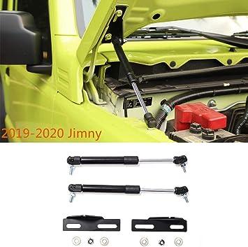 Vpcar Jimny Hydraulische Stange Für Motorhaube Hebeunterstützung Motor Hydraulische Gasfederstreben Stoßdämpfer Für 2019 2020 Auto