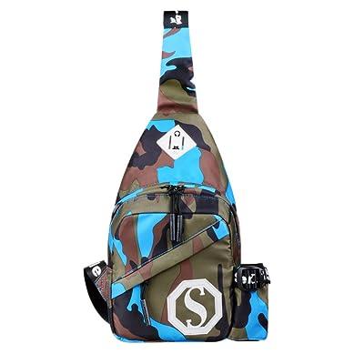 épaule Sling Bag / Multi-fonctionnel Sports de plein air Chest Sac Paquet