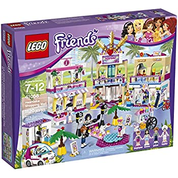 Amazon Lego Friends Heartlake Grand Hotel 41101 Popular Kids