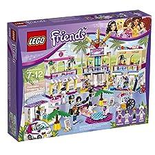 LEGO Friends Heartlake Shopping Mall Building Set 41058