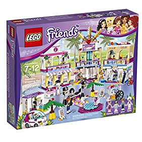 LEGO Friends Heartlake Shopping Mall Building Set 41058