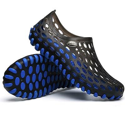 Calzado Chancletas Tacones Zapatos de Secado Rápido Unisex Zapatillas de Playa para Hombres Sandalias al aire libre Respirables de las Mujeres ❤️ Manadlian