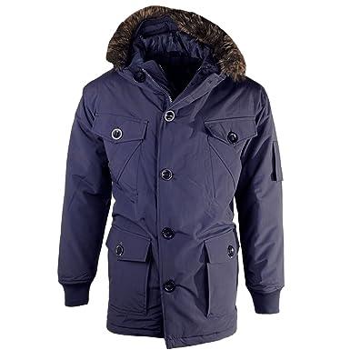 Parka jacket retro