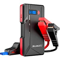 Suaoki P6 800-amp Peak Car Jump Starter / Portable Battery Pack