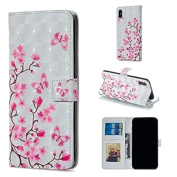 coque iphone xs fleur de cerisier