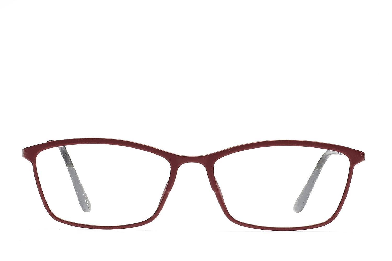 2cdddd7ae3d16 Amazon.com  Massimo Milano Jane Vintage Style Oval Eyeglasses Frame Clear  Lens (black)  Clothing