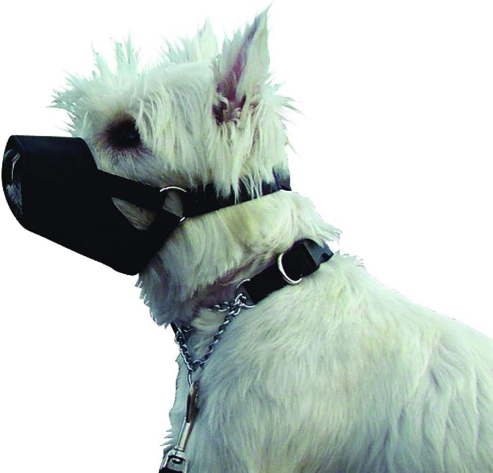 Kumfi Canine Bozal de Seguridad Kumfi tamaño S, S: Amazon.es ...