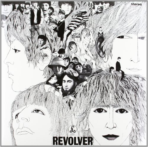 Vinilo : The Beatles - Revolver (180 Gram Vinyl, Remastered, Reissue)