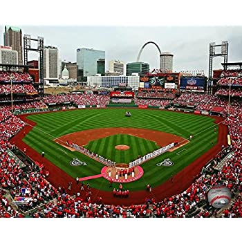 Louis Cardinals 2013 World Series MLB Photo Busch Stadium St Size: 8 x 10
