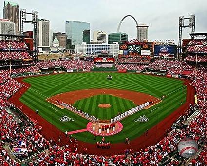 Amazon.com: Busch Stadium St. Louis Cardinals MLB Photo (Size: 8\