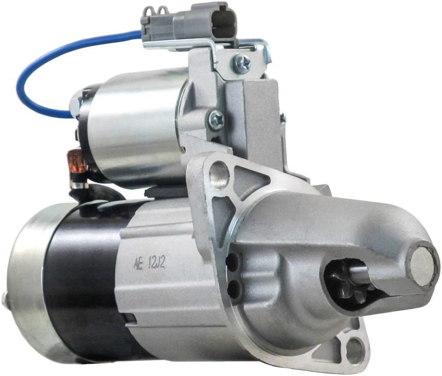 amazon com rareelectrical starter motor compatible with 95 96 97 98 99 nissan 200sx sentra manual transmission m0t80281 automotive rareelectrical starter motor compatible with 95 96 97 98 99 nissan 200sx sentra manual transmission m0t80281