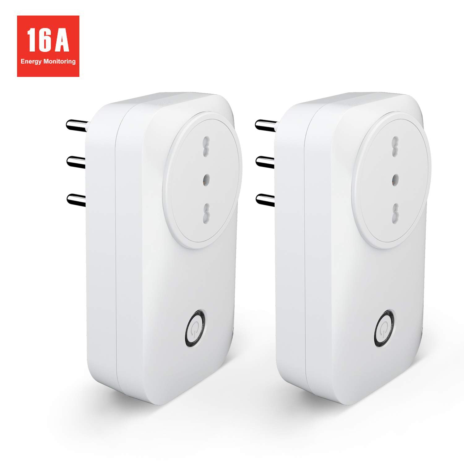 Presa Intelligente Wifi Italiana 16A 3680W