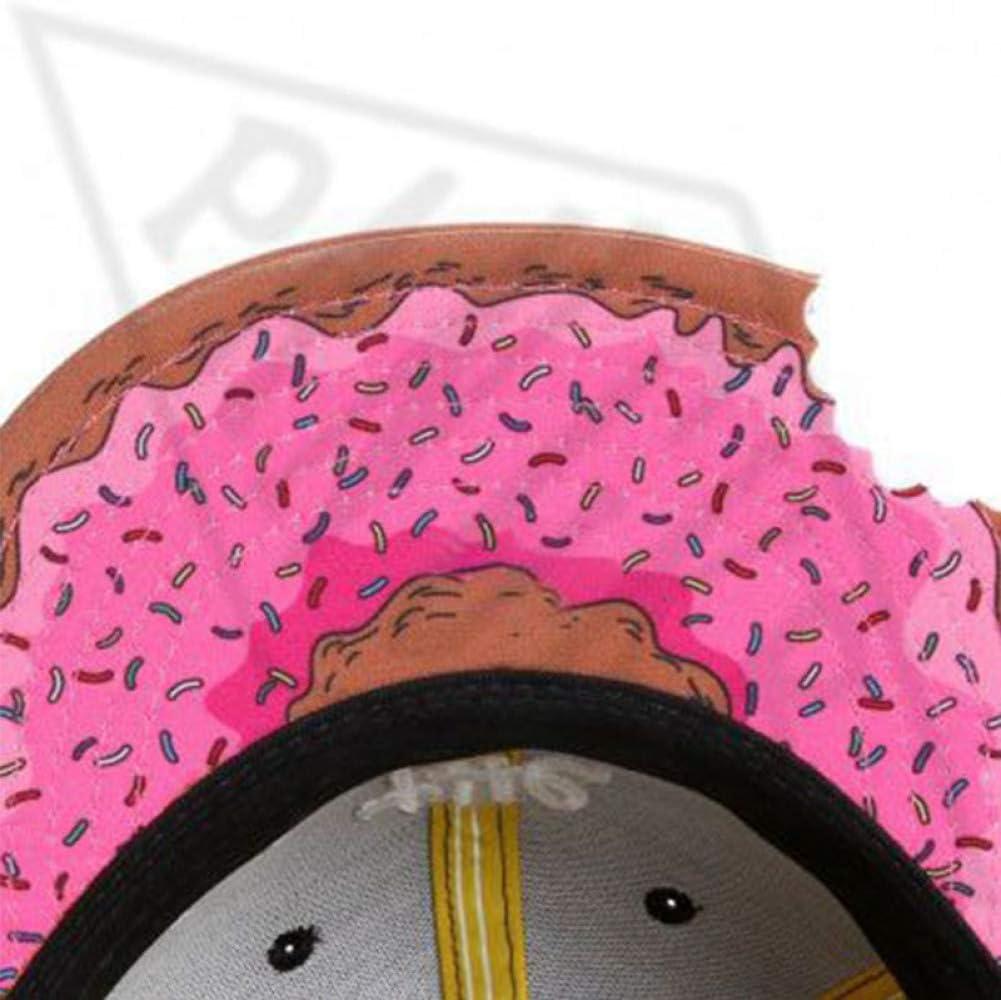Fnito Baseball Berretto Munchies cap Snack Snapback Cappello Uomo Donna Adulto Hip Hop Copricapo Outdoor Casual Cappello da Baseball Sun Bone