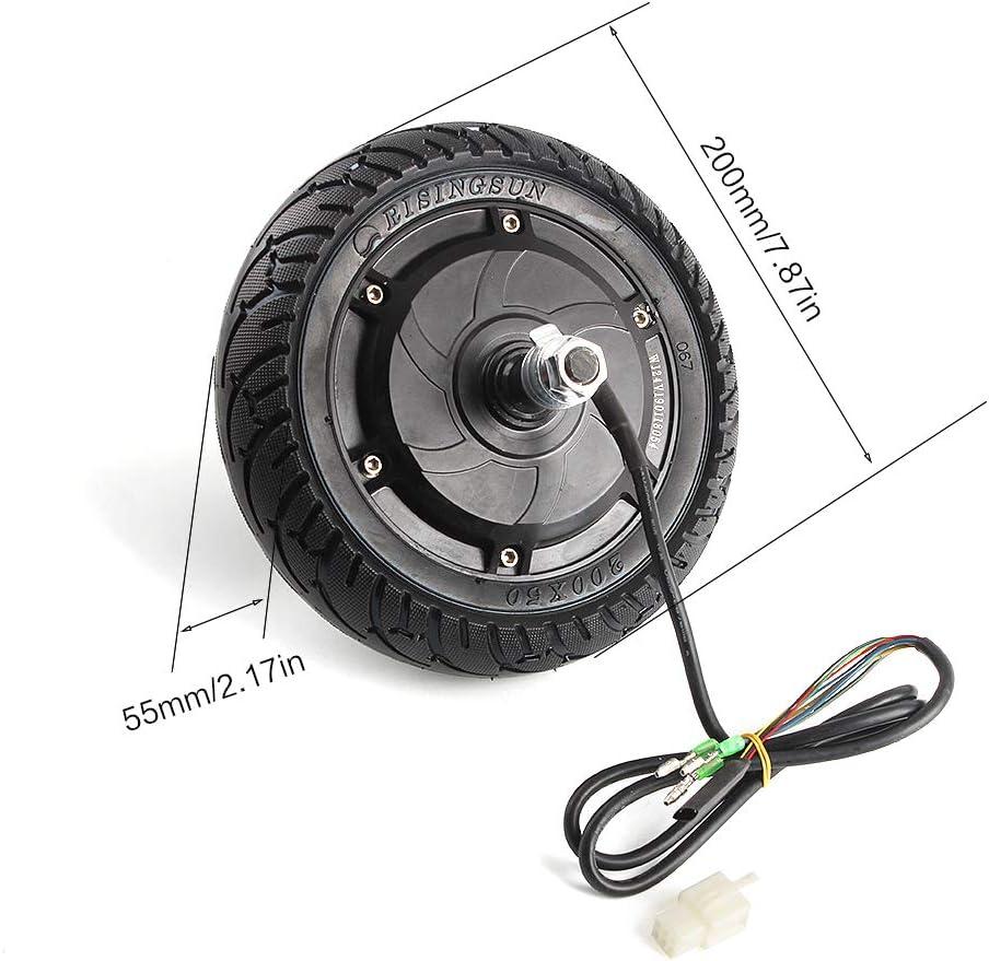 Amazon.com: aikeec Rueda de 7.9 in para motores eléctricos ...