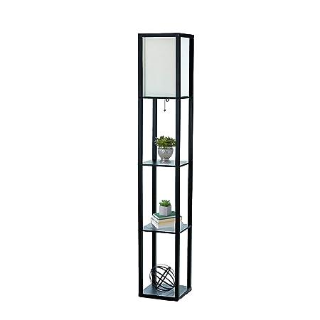 Review Simple Designs LF1014-BLK Floor