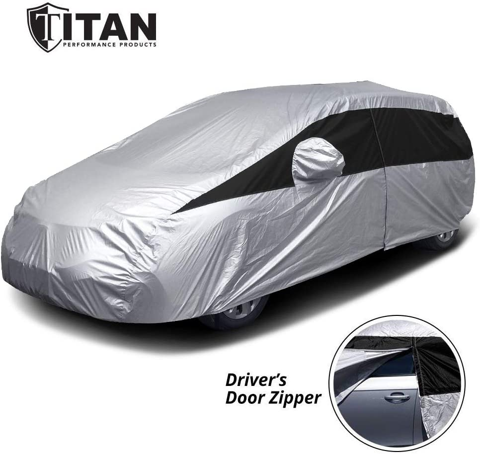 Xtrashield Car Cover for 2004-2020 Toyota Prius Hatchback Wagon SUV Car Cover Gray Covers