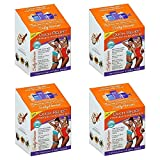 Sally Hansen Ouch-Relief Stripless Body Wax, 4 Ounce (4 pack)