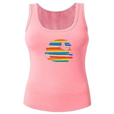 155ad2588f220 Carhartt Womens Printed Tanks Tops Sleeveless t shirts  Amazon.co.uk   Clothing