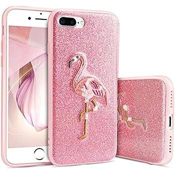 iphone 7 plus case flamingo
