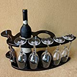 50cm*18cm*21.5cm wooden wine rack wine racks wood wine Cabinet wine glass rack upside down wine ornaments