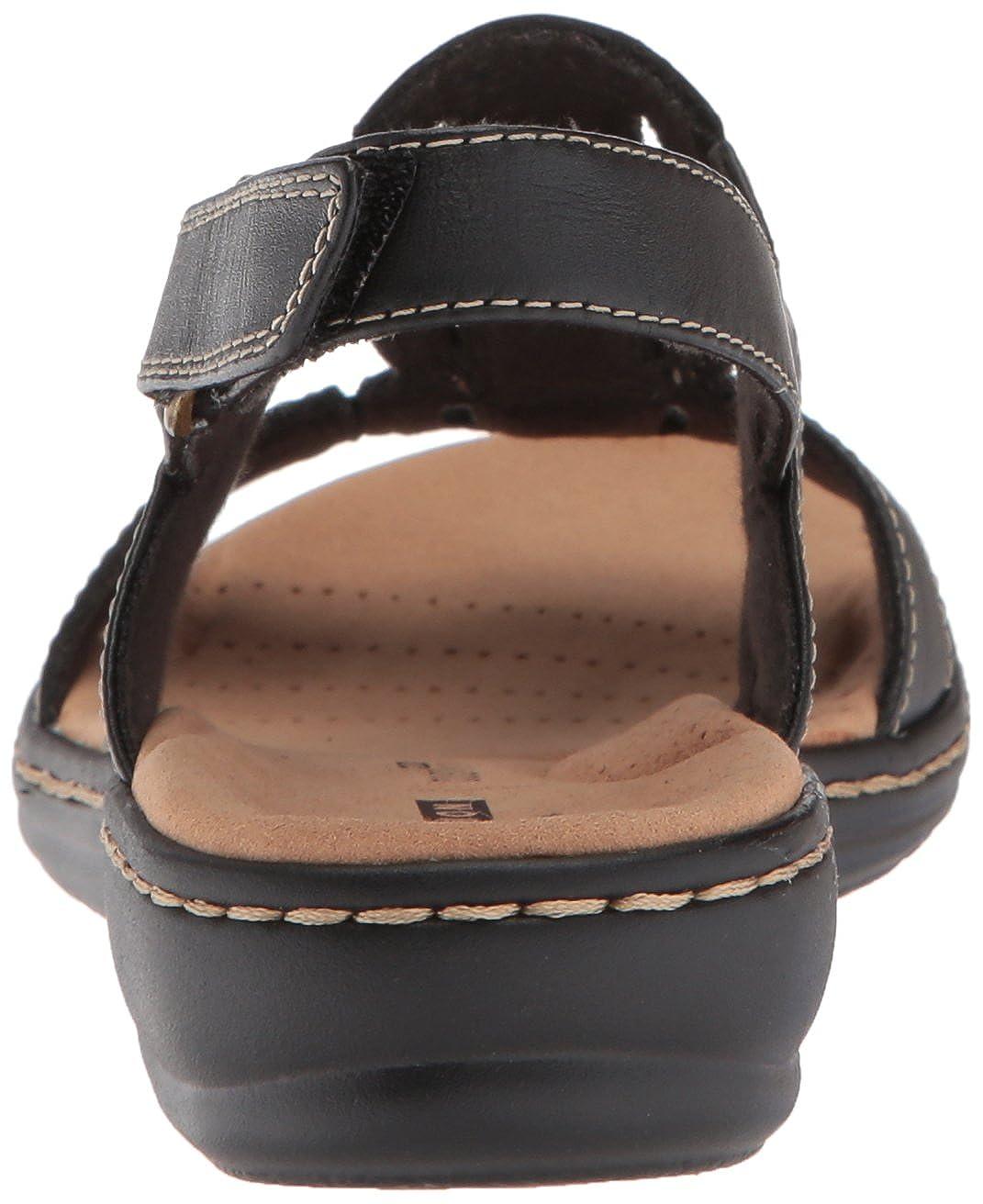 Clarks Women's Women's Clarks Leisa Vine Sandals B072R6V97P Wedge f4638f