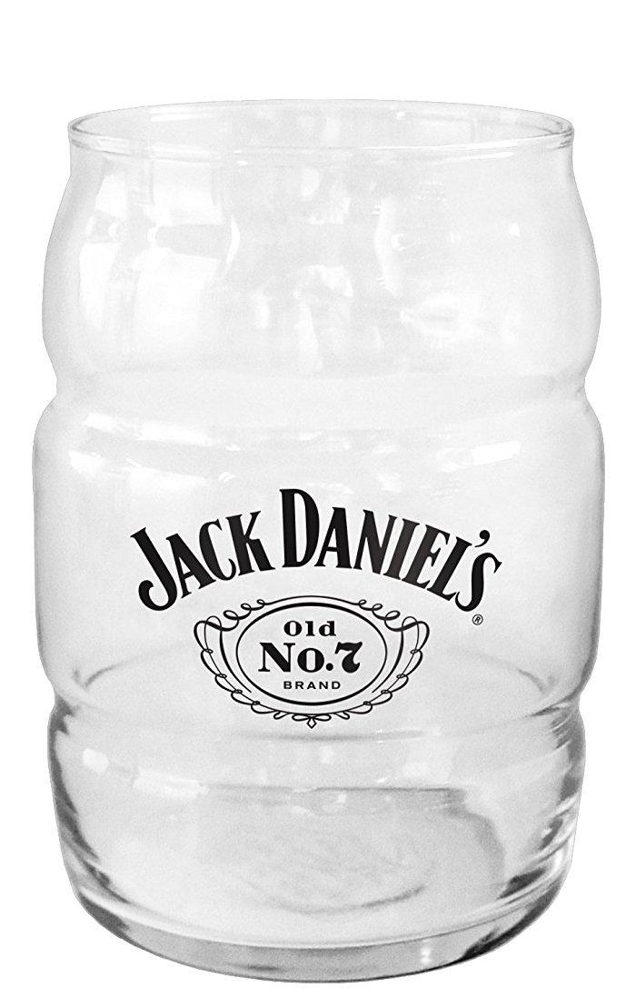 Boelter Brands Jack Daniels Glass - Barrel - 16 oz