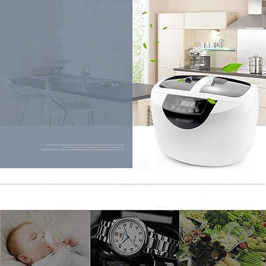 887TT Fovert Rose Mini lavavajillas Compacto Limpieza ultrasónica ...