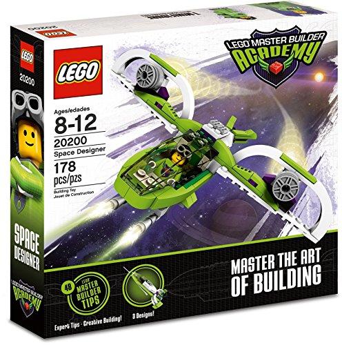 LEGO Builder Academy Designer 20200