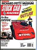 Stock Car Racing 6/1990-Richard Petty Museum-Dan Simkins-Jerico-Fred Hall-VG