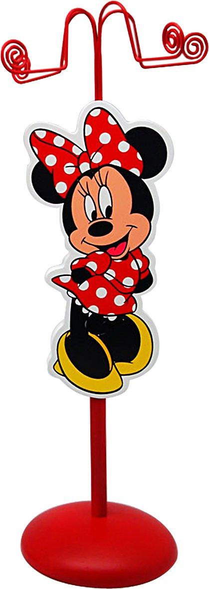Porte-bijoux en m/étal avec figure Minnie Joy Toy en bois 91005