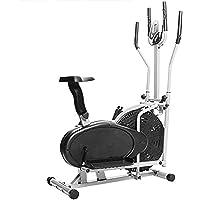 Función de entrenamiento de ejercicios aeróbicos con los asientos de coche, con el sensor de pulso máxima, una máquina…