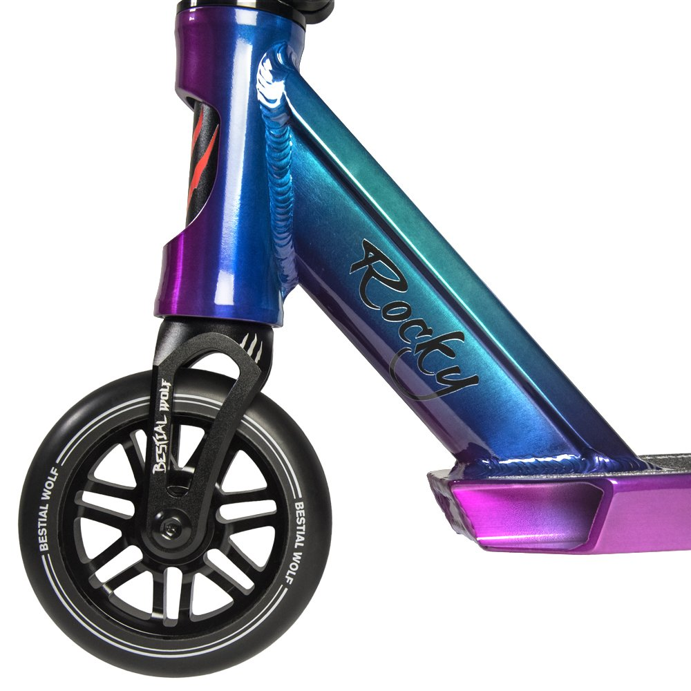 Bestial Wolf Rocky R10, Scooter Pro (Crazy): Amazon.es ...