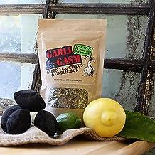 Garlic Festival Foods Garli-Gasm Green Tea, Citrus and Garlic Rub