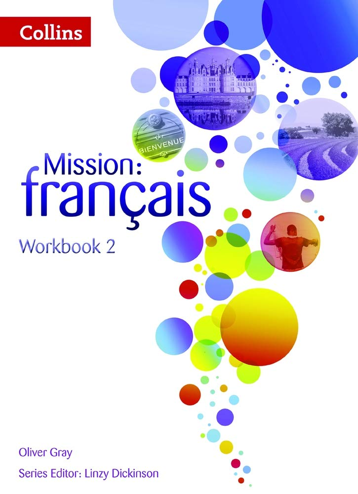 Mission: français – Workbook 2 (Mission: francais)